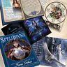 *SPELLBOUND* A Book Of Spells & Pictures By Anne Stokes & John Woodward Size:A6