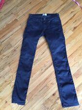Acne Studios Men's Jeans Max Blue Speed 31 X 34 Skinny Excellent