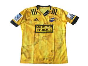 adidas Hurricanes Trikot Home Rugby Herren Größe XXL -NEU- Jersey ED7927