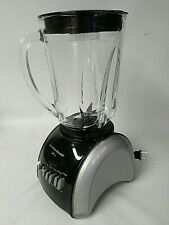 Vintage Hamilton Beach 50235 Wave Maker 10 Speed Blender, Black