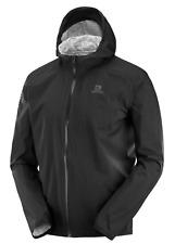 Salomon Men's Bonatti WP Running Jacket Black