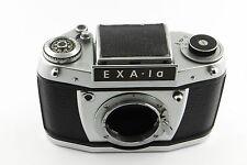 Ihagee Dresden EXA Ia - I a - SLR Body # 229741 - Germany 8/1964-8/1965 (Mo)