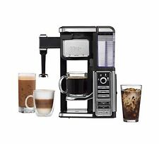Ninja One Touch Intelligence Frother Coffee Bar Single Serve System Damaged Box