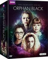 Orphan Black: The Complete Series (DVD, 2017)   **US SELLER**
