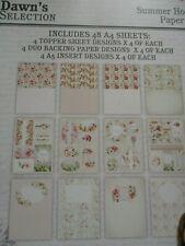 Summer House Paper Kit by Dawn Wheeler
