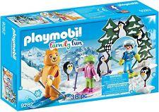 Playmobil ® 9282 family fun / Neuf - New - nuevo