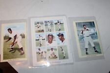 3 1999 JACKIE ROBINSON REPUBLIC of SENEGAL  STAMP SHEETS with COA