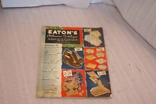 1953 Eatons Mid Season Catalogue Mid Century Toys Punkinhead & More!