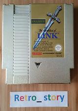 Nintendo NES The Adventure Of Link - Zelda II PAL