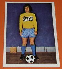 265 GUTTIERREZ SOCHAUX MONTBELIARD AGEDUCATIFS FOOTBALL 1973-1974 73-74 PANINI