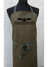Wehrmacht ranchero hbt delantal grillos Koch parrilla delantal BBQ wk2 WH Apron