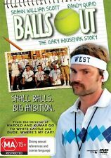Balls Out: The Gary Houseman Story (DVD, 2009)