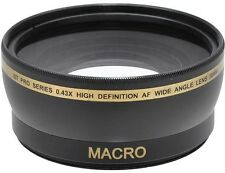 58mm Wide Angle Lens for Olympus E-620 E-600 E-520 E-510 E-500 E-450 E-420 E-410