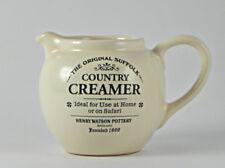 Charlotte Watson Crème babeurre céramique Demi Pinte écrémeuse Pot de lait bm205
