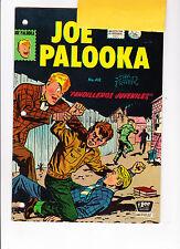 Joe Palooka  No.42  :: 1957 ::  :: Breaks Up Fight Cover! ::  :: Spanish Copy ::