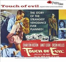 Touch of Evil [Original Motion Picture Soundtrack] by Henry Mancini (Vinyl, Jun-2013, Poppydisc)