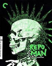 REPO MAN NEW BLU-RAY,brand new free shipping