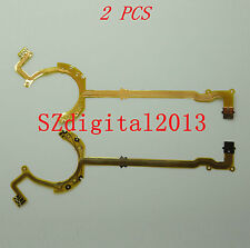 2PCS/ Lens Shutter Flex Cable for CANON G10 G11 G12 Digital Camera Repair Part