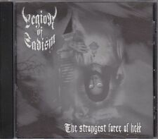 LEGION OF SADISM - the strongest force of hell CD