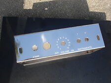 5F1 Champ Amp Chassis - FREE CH knob & Strain Relief Bush FREE SHIPPING!