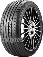2x SUMMER TYRES Goodyear EfficientGrip 195/60 R15 88V BSW with MFS