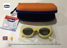 CHICCO KIDS INFANT SUNGLASSES POLARIZED 100% UV PROTECTION AGE 0 MONTHS+ NEW