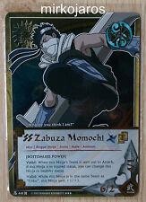 NARUTO CCG APPROACHING WIND SUPER RARE AWN-445 ZABUZA MOMOCHI 1ST EDITION [EX]