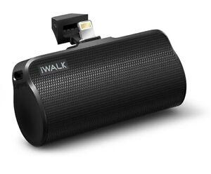 iWalk Pocket Battery 3300mAh with built in Lightning Connector