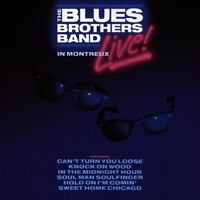 Blues Brothers Band Live in Montreux (1990) [CD]