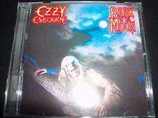 Ozzy Osbourne Bark At The Moon (Australia) Remastered Bonus Tracks CD – New