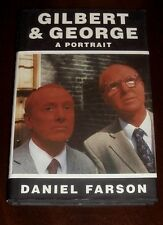 'GILBERT AND GEORGE ' by Daniel FARSON : 1st. edition : 1999 : illustrated.
