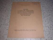 1979.acra des séleucides / Laperrousaz.envoi.pierres à bossage Palestine