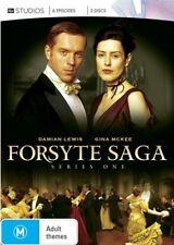 The Forsyte Saga :  SERIES / SEASON 1...R4...NEW & SEALED    F672