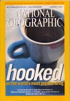 national geographic-JAN 2005-CAFFEINE.