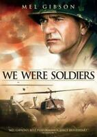 WE WERE SOLDIERS NEW DVD