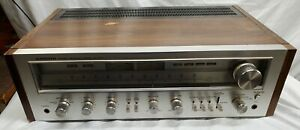 Vintage - Pioneer - SX-750 - Stereo Receiver - Tested - Works - READ