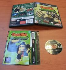 JEU Nintendo  Game Cube  DONKEY KONG JUNGLE BEAT  complets
