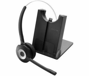 Jabra PRO 920 Black Office Telephone Headband Headsets P/N 920-25-508-102