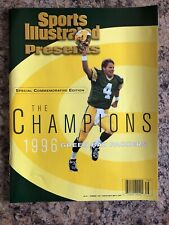 Sports Illustrated 1996 Green Bay Packers The Champions Brett Favre SB NO LABEL