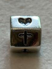 Pandora Faith Hope Love Charm
