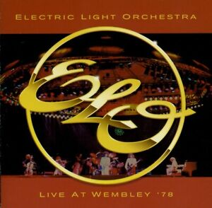 ELO - ELECTRIC LIGHT ORCHESTRA  live at wembley 1978