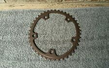 NOS Shimano 42t Chainring Vintage Retro MTB Road Touring Japan 130 BCD Anodized