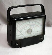 Vintage Simpson 269 Ultra High Sensitivity Vom Multimeter For Parts