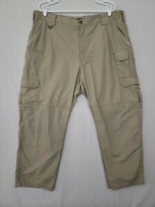 Lot Of (2) 5.11 Tactical Series #74273 & #74251 Work Cargo Pants Size 40X30 (G6)