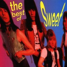 The Sweet The Best Of (Ballroom Blitz, Blockbuster, Hell Raiser) 90`s CD Album