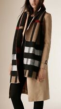 Burberry Women's House Check Half Mega Check Blanket Scarf 39936471