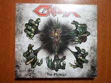 Crisix - The Menace Spanish old School Thrash Braz Ed. w/ 3 Bonus tracks