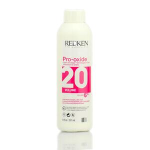 REDKEN PRO-OXIDE Cream Developer | 20 Volume 6% | 8 Fl OZ | For Professionals