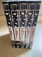 DMZ Brian Wood Deluxe Edition Hardcover set OOP Vertigo Hardcover set