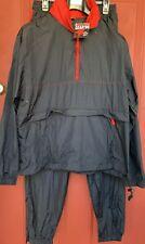 NEW Marlboro Gear '99 Track Suit Windbreaker Jacket & Pants Outfit Size M Medium
